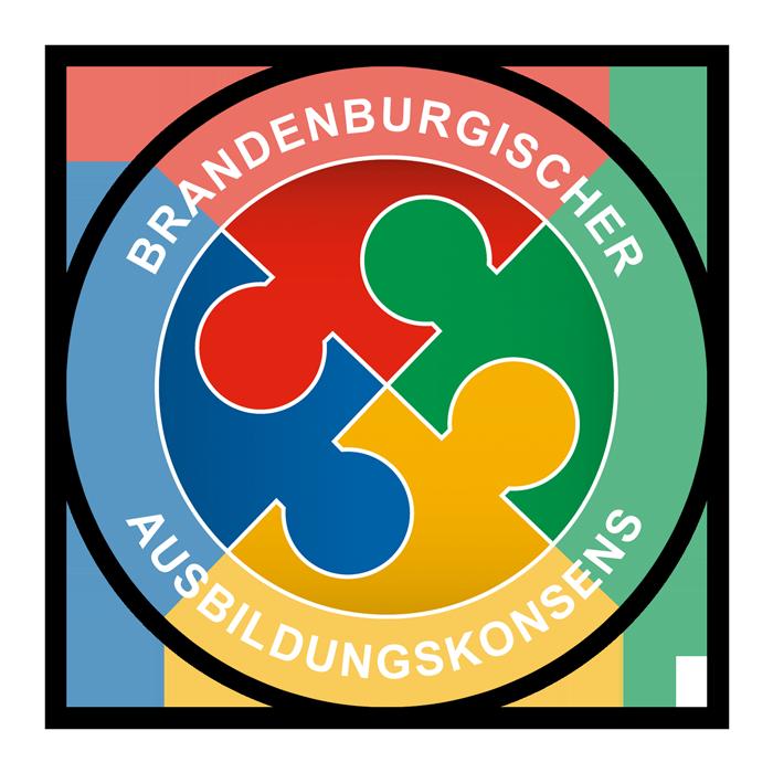 Ausbildungskonsens Brandenburg Logo